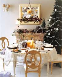round dining room table decorating ideas. christmas round dining table decoration room decorating ideas r