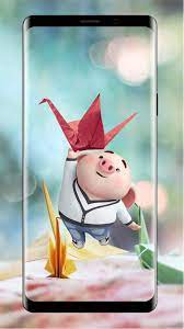 Cute Pig Wallpaper for Android - APK ...