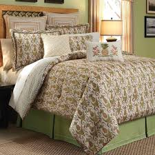 Pineapple Bedroom Furniture Pina Colada Tropical Pineapple Comforter Bedding By Croscill