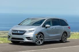 2018 honda minivan. exellent minivan 2018 honda odyssey silver driver front quarter intended honda minivan