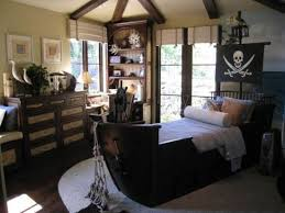 Pirate Themed Bedroom Furniture Interior Kids Room Decorating Idea With Red Car Theme Boys