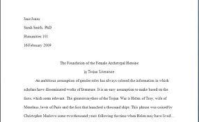 Proper Mla Format Heading Mla Format Essay Heading Yomm