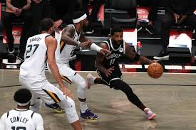 Playing without Kevin Durant, Kyrie Irving and Jarrett Allen and the  Brooklyn Nets demolish the Utah Jazz - SLC Dunk
