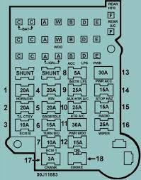 1989 chevy fuse box 1989 wiring diagrams wiring diagrams