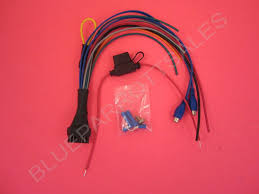 bazooka ela hp awk replacement harness for ela amplified s 714833143574