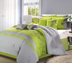 33 extremely creative lime green duvet cover king bedding sets to inside and grey comforter prepare