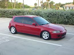 How Rare to find clean, stock 92-95 civic vx? - Page 2 - Honda ...