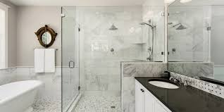 glass shower door cost
