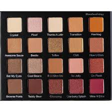 makeup ideas violet voss holy grail eyeshadow palette swatches thoughts