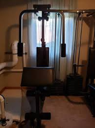 Weider Max Ultra Exercise Chart Weider Home Gym For Sale Skroli