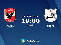 Al Ahly - ENPPI Live ticker, H2H und Aufstellungen