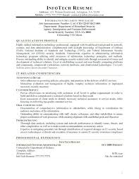 security specialist resume sample 6 security ...