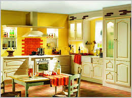 Beautiful Yellow Kitchen Color Ideas Amazing For Walls With On Models Design