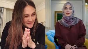 Lunamaya & ariel noah balikan lagi! Luna Maya Mengaku Sedang Mendalami Agama Tampil Beda Kenakan Hijab Setiap Hari Saya Belajar Tribunnews Com Mobile