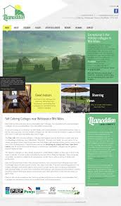 Web Design Mid Wales Llanoddian Isaf Holiday Cottages Mid Wales Competitors