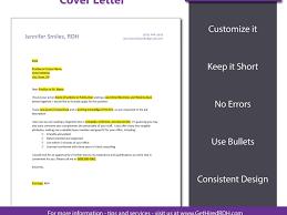 Interesting Inspiration Dental Hygiene Cover Letter 1 5 Tips For