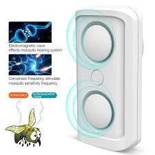 Double Speaker <b>Electronic Mosquito Killer Ultrasonic</b> Mosquito ...