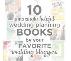10 Amazingly Helpful Wedding Planning Books