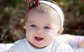 Download Cute baby girl wallpaper ...