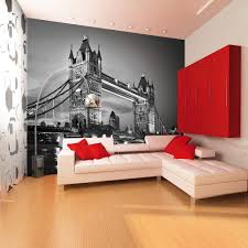 London Wallpaper Bedroom 1 Wall Giant Wallpaper Mural Tower Bridge London 315m X 232m
