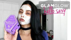 how to apply glam glow skin care south african beauty influencer s