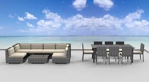 com urbanfurnishing net 16piece patio furniture beige garden outdoor