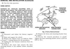 2014 Jeep Wrangler Horn Wiring Jeep Wrangler Fog Light Wiring