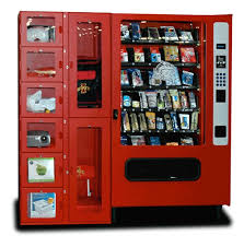 Vending Machines That Sell School Supplies Mesmerizing School Store Vending