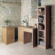 image baumhaus mobel. Baumhaus Mobel Oak Single Pedestal Computer Desk Image U