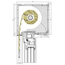 Detailzeichnungen Aufsatzrollladen Rn Fensterblickde