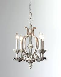 steel chandeliers