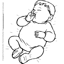 Small Picture Newborn Baby Coloring Pages To PrintBabyPrintable Coloring Pages