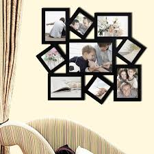 Small Picture Photo Wall Collage Without Frames 17 Layout Ideas wall hanging