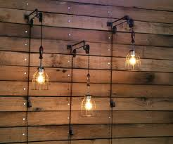industrial look lighting. Industrial Look Light Fixtures Bathroom . Lighting
