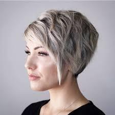 Image Coiffure Courte Avec Meches Blonde Coupe De Cheveux