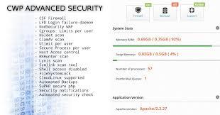 CentOS Web Panel | Free Linux Web Hosting Control Panel