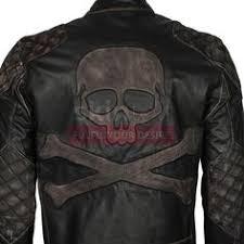 Mens <b>New Fashion Winter</b> Classic Fur Leather Jacket | bikers and ...