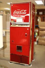 Pop Vending Machines For Sale Ontario Beauteous Vintage Coke Machine A Little Cup Would Drop Down Ice Would Spill