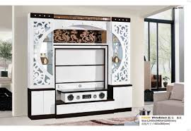 white black wooden corner tv cabinets with glass doors