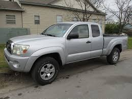2005 Used Toyota Tacoma Prerunner at Bayona Motor Werks Serving ...