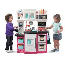 Pink Step 2 Kitchen Step2 Great Gourmet Kitchen Set Pink Toysrus