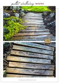 7 creative diy garden paths