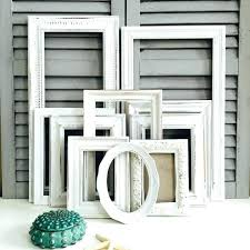 h s white picture frames antique frame 11x14 target