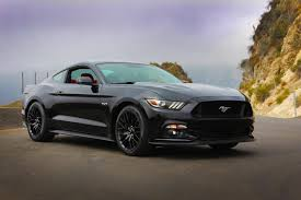 ford mustang 2016 black. Unique Black The 2015 Ford Mustang GT Is The Most Agressivelooking In  Marqueu0027s 50 On 2016 Black C
