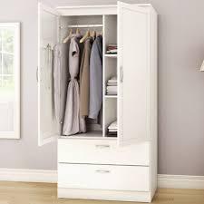 white armoire wardrobe bedroom furniture. White Armoire Wardrobe Unique Bedroom Clothes Storage Cabinet With 2 Photos Of Furniture