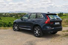 2018 volvo denim blue. delighful volvo 2018 volvo xc60 rear left quarter inside volvo denim blue