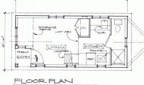 Gorgeous Ideas Micro Cottage Plans Free 11 16 X 24 Sample Floor Micro Cottage Plans