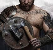 Foto Viking Tattoo Fotobanka Fotkyfoto
