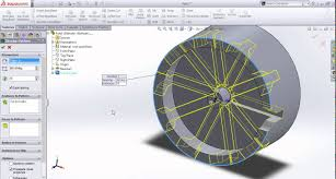 Circular Pattern Solidworks Inspiration Linear N Circular Pattern Solidworks YouTube