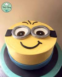 New Minion Cake For 1st Birthday For Baby Boy The Ask Idea